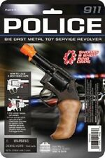 Police Pistol Replica Pistol TOY CAP GUN WITH ORANGE TIP LENGTH 5 1/2″
