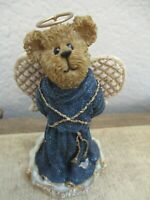 Boyds Bears Figurine The Bearstone Collection Angel Bear The Boyds Collection