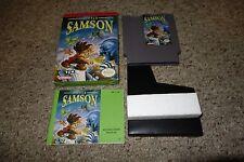 Little Samson (Nintendo Entertainment System NES, 1992) Complete In Box GREAT