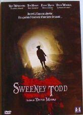 DVD SWEENEY TODD - Ray WINSTONE / Tom HARDY / Essie DAVIS