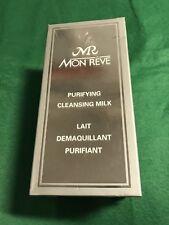 MONREVE PURIFYING CLEANSING MILK 200ML **NEW & GENUINE** Made In Switzerland