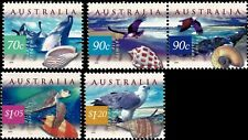1999 AUSTRALIA Nature of Australia (5) MNH