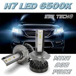 Ampoule H7 LED Phare Voiture 110W 20000LM Feux Mini HID Xénon ESS TECH Lampe