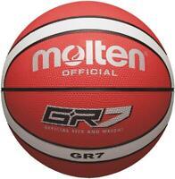 molten Basketball Trainingsball Indoor Outdoor Ball Rot Gr. 7