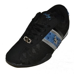 Baby Phat Estelle Womens Black Shoes