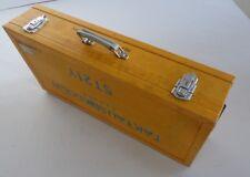 Alu Kiste Box Werkzeugkiste Lagerbox Maschinenkoffer BW Alukasten Alukoffer