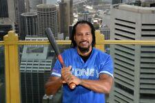Manny Ramirez 2020/21 Sydney Blue Sox Away Game Jersey