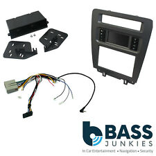 Ford Mustang 2010 - 2014 Car Stereo Double DIN Fascia Panel Fitting Kit CT23FD19