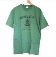 NEW Jameson Irish Whiskey Men's Green T-shirt XL