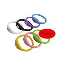 MONTRE Bracelet Silicone Sport Etanche 7 coloris !!