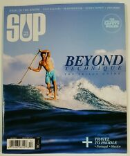 SUP Stand Up Paddle Technique Skills Travel Portugal Annual 2016 FREE SHIPPING