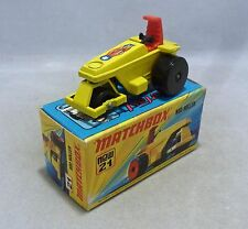 Matchbox Superfast MB21 Barra De Rodillo