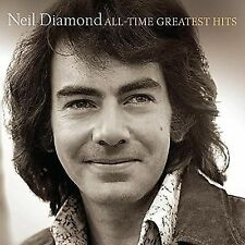 Neil Diamond All Time Greatest Hits 22 Track CD