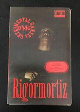 DMG DETRIMENTAL GANGSTER-'RIGORMORTIZ' Cassette Tape Album GANGSTER RAP HIP HOP