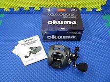 Okuma Komodo SS Low Profile Baitcast Reel Power Handle KDS-463P
