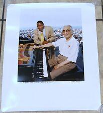 2005 JVC Newport Jazz Festival Photo,John Abbott of Dave Brubeck/Wynton Marsalis