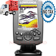NO TAX! Portable Fish Finder Lowrance For Boats Sonar Fishing Depth Locator