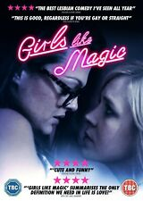 GIRLS LIKE MAGIC (DVD) (NEW) (LGBT)