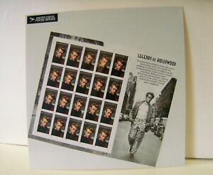 UNITED STATES POST OFFICE 1996 LEGENDS OF HOLLYWOOD - JAMES DEAN