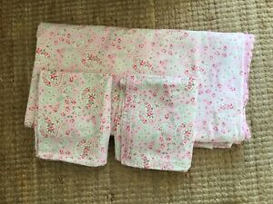 cath kidston for ikea pink paisley duvet set, Double With 2 Pillow Cases