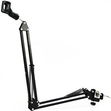 General Brand Microphone Suspension With Boom Scissor Arm Stand