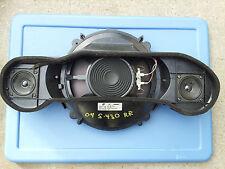 MERCEDES-BENZ W220 S430 S500 REAR SUBWOOFER SPEAKER ''BOSE'' 2208203602