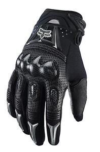 Fox Racing Bomber Glove Black