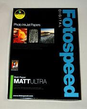 Fotospeed Matt Ultra 240gsm A4 50 sheets