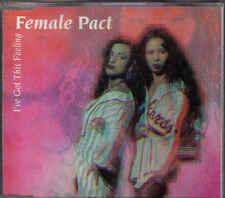 Female Pact-Ive Got This Feeling cd maxi single eurodance