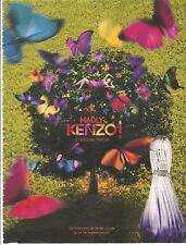 PUBLICITE ADVERSITING  2011 KENZO Madly le Nouveau Parfum