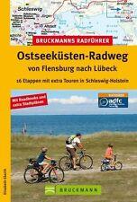 Taschenbuch Reiseführer & Reiseberichte aus Schleswig-Holstein für Radwandern