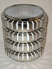 Partylite Enchanted Linear Candle Holder -- Medium -- NIB