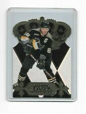 JAROMIR JAGR 2001-02 PACIFIC PITTSBURGH PENGUINS DIE-CUT CARD