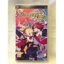 "Disgaea 2 ""Dark Hero Days"" Sony PSP Pal"