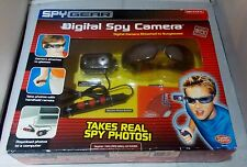 Wild Planet Digital Spy Camera Gear Attach to Sunglasses USB Cable CD Kids