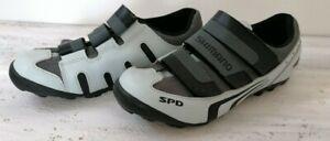 Shimano SPD Road Light Blue Cycling Shoes SH-M 120WA Women's Size 7