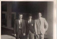 anni '60 vecchia fotografia JUVENTUS CASTANO con dirigenti ???