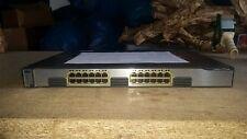 Cisco ws-c3750g-24t-e Price W/o VAT 165 €