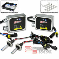 8000K WHITE HID XENON CONVERSION+H7 BULBS HIGH BEAM HEADLIGHT/LAMP+THICK BALLAST