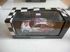 Minichamps BMW 320i ETCC 2004 A. Priaulx in White on 1:43 in Box