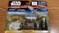 "STAR WARS MICRO MACHINES ""SPACE PURSUIT"" NEW IN PACKAGE SEE PHOTOS READ DES"