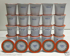 VANILLA CHAI TEA LATTE SINGLE SERVE K CUPS 25 CUPS