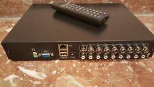 grabador de vídeo vigilancia 8 canales