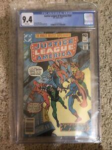 Justice League of America #181 CGC 9.4