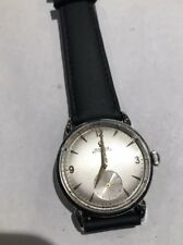 Vintage OMEGA Cal. 344 Bumper Automatic Stainless Steel 2402-6  WW2 circa 1943