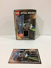 LEGO 7263 Star Wars TIE Fighter BOX and MANUAL ONLY!