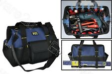 """Multiple Pockets Shoulder Strap With Handle 16"""" Tool Bag (PT-N087)"""