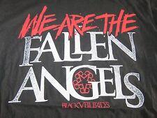"BLACK VEIL BRIDES ""We Are The FALLEN ANGELS"" (MED) T-Shirt"