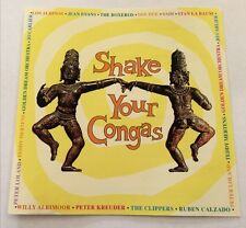 SHAKE YOUR CONGAS Another Crazy Cocktail Party CD Dee Dee & Panchos DAVID BOWIE