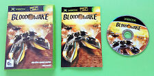 Blood Wake - Microsoft XBox - See My Ebay Store For More Games